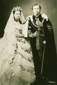 king edward VII queen alexandra