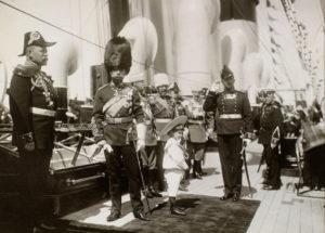 king edward Vii tsar nicholas ii